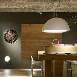 Illuminazione tavolo da pranzo quale scegliere giardino - Lampade a sospensione tavolo pranzo ...